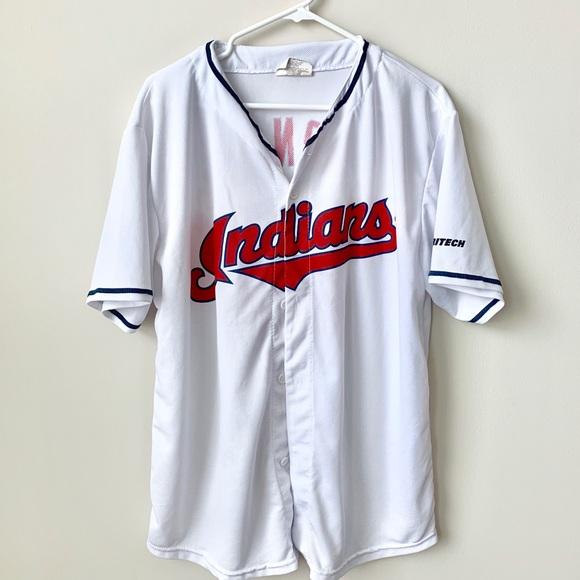 size 40 7ee9c d514d Cleveland Indians Jersey
